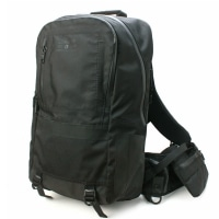 AS2OV アッソブ WATER PROOF CODURA 305D DAY PACK Black 141600