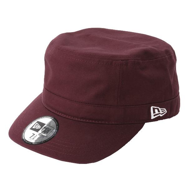 NEW ERA(ニューエラ) NEW ERA ニューエラ WM-01 マルーン×ホワイト【ファッション・アパレル 服飾小物メンズ帽子NEW ERA】【TiCTAC】チックタックオンラインストア