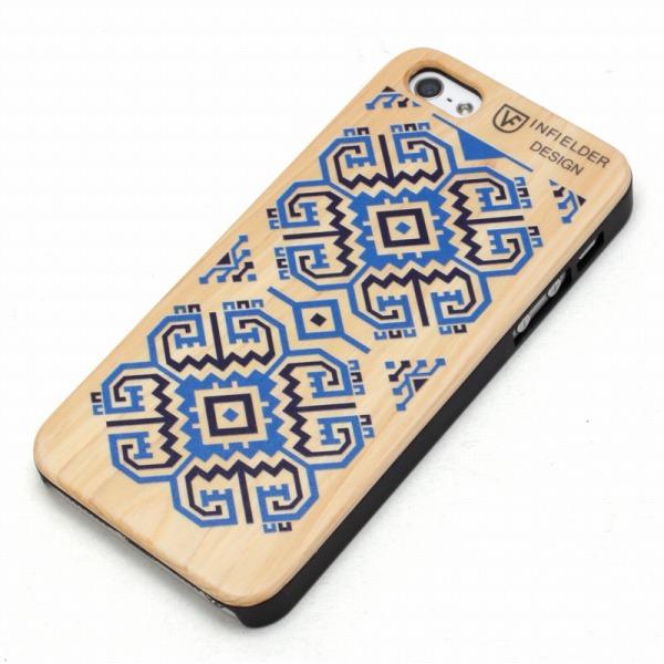 Others(その他) 【バーゲン14AW】INFIELDER DESIGN インフィールダーデザイン iPhone5 Case アイフォン5用ケース BANDANA-P2 BLUE IN-13C-1008【バッグ・小物・ブランド雑貨 アイフォンケースINFIELDER DESIGN】【TiCTAC】チックタックオンラインストア