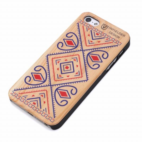 Others(その他) 【バーゲン14AW】INFIELDER DESIGN インフィールダーデザイン iPhone5 Case アイフォン5用ケース BANDANA-P3 RED IN-13C-1009【バッグ・小物・ブランド雑貨 アイフォンケースINFIELDER DESIGN】【TiCTAC】チックタックオンラインストア