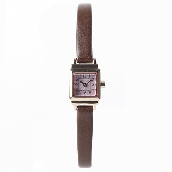 spica スピカ【SPICA スピカ PETIT SQUARE プチスク TiCTAC オリジナル 腕時計 レディース SPI07-PG/DBRL-AR】【ジュエリー・腕時計 レディースspica】【TiCTAC】チックタックオンラインストア
