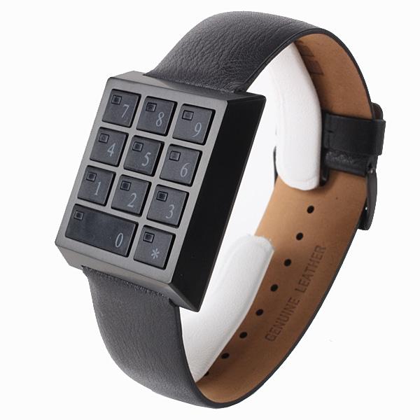 SALE!! セール!!【【SALE】  SAFETY BOX WATCH セーフティーボックス 腕時計 HAU-SB-ALLBK】【ジュエリー・腕時計 メンズSAFETY BOX WATCH】【TiCTAC】チックタックオンラインストア
