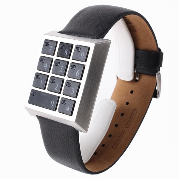 SALE!! セール!!【【SALE】  SAFETY BOX WATCH セーフティーボックス 腕時計 HAU-SB-SS/BK】【ジュエリー・腕時計 メンズSAFETY BOX WATCH】【TiCTAC】チックタックオンラインストア