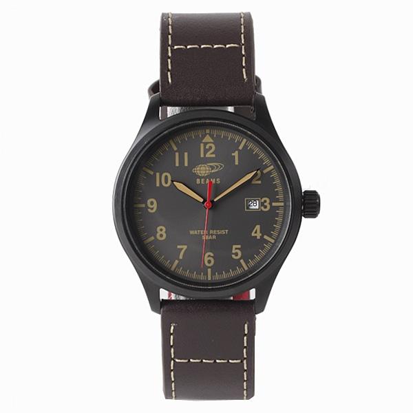 BEAMS ビームス【BEAMS×TiCTAC ビームス×チックタック コラボレーションモデル 3HANS 腕時計 BEA02-DBRL/GRY】【ジュエリー・腕時計 メンズBEAMS】【TiCTAC】チックタックオンラインストア
