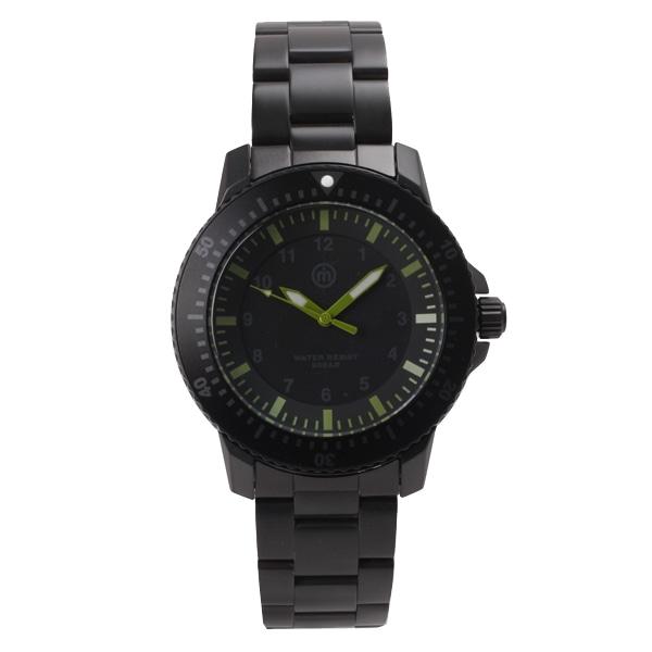 SALE!! セール!!【【SALE!!】MIM MILITARY SOLAR+ ミリタリーソーラープラス TiCTAC オリジナル 腕時計 メンズ グリーン/ブラック MIM-MIL04-BK/GR】【ジュエリー・腕時計 メンズMILITARY SOLAR+】【TiCTAC】チックタックオンラインストア