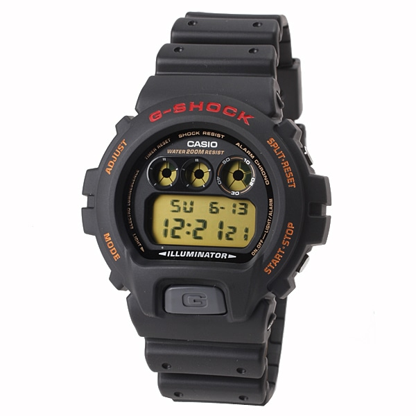 SALE!! セール!!【【SALE!!】 G-SHOCK ジーショック 逆輸入モデル メンズ 腕時計 DW-6900G-1】【ジュエリー・腕時計 メンズG-SHOCK】【TiCTAC】チックタックオンラインストア