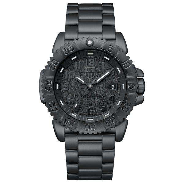 LUMINOX ルミノックス【LUMINOX ルミノック BLACK OUT ブラックアウト 腕時計 3152Blackout】【ジュエリー・腕時計 メンズLUMINOX】【TiCTAC】チックタックオンラインストア