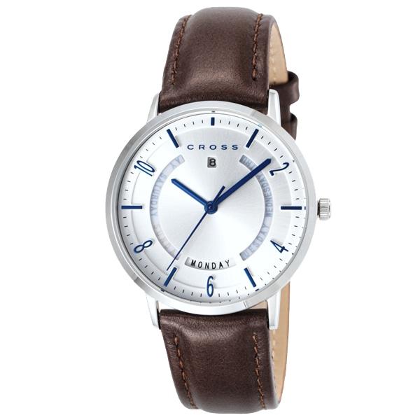 CROSS クロス【CROSS クロス RADIAL ラジアル デイ・デイト 腕時計 メンズ CR8033-02】【ジュエリー・腕時計 メンズCROSS】【TiCTAC】チックタックオンラインストア