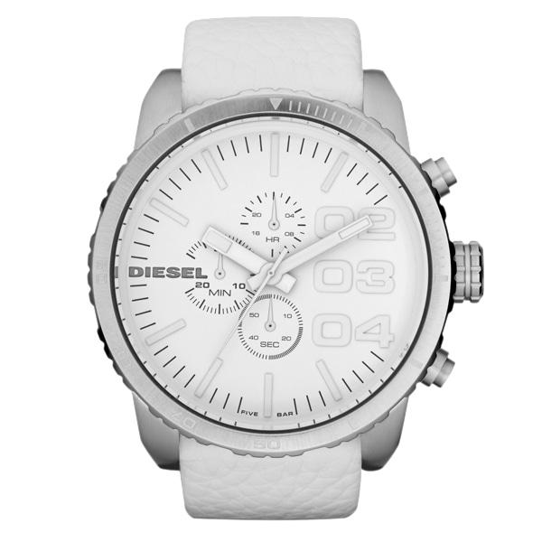 DIESEL ディーゼル【DIESEL ディーゼル FRANCHISE フランチャイズ 【国内正規品】 腕時計 メンズ ホワイト DZ4240】【ジュエリー・腕時計 メンズDIESEL】【TiCTAC】チックタックオンラインストア