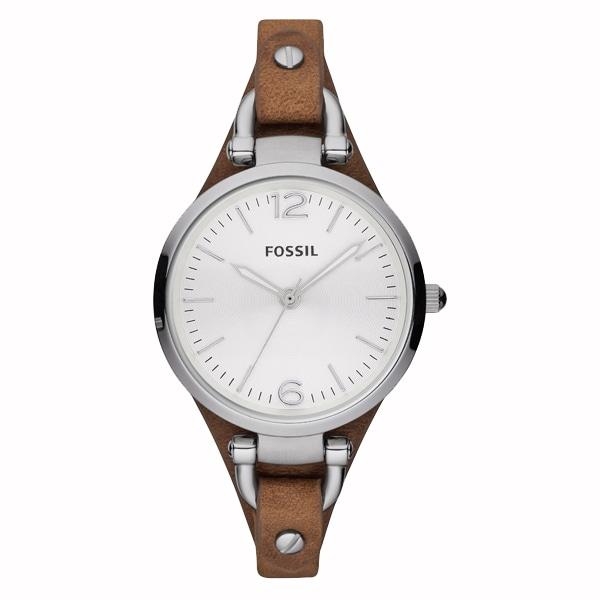 FOSSIL フォッシル【FOSSIL フォッシル GEORGIA 腕時計 【正規輸入品】 ホワイト レディース ES3060】【ジュエリー・腕時計 レディースFOSSIL】【TiCTAC】チックタックオンラインストア