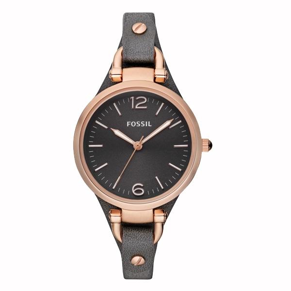 FOSSIL フォッシル【FOSSIL フォッシル GEORGIA ジョージア 腕時計 【正規輸入品】 レディース グレイ ES3077】【ジュエリー・腕時計 レディースFOSSIL】【TiCTAC】チックタックオンラインストア