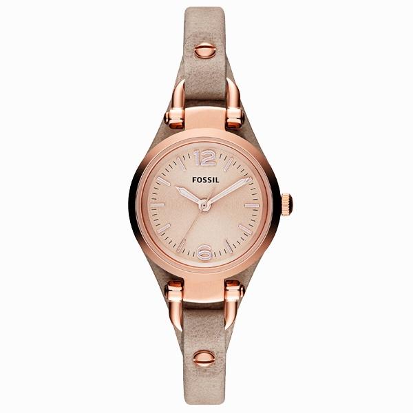 FOSSIL フォッシル【FOSSIL フォッシル GEORGIA ジョージア 腕時計 【国内正規品】 レディース ES3262】【ジュエリー・腕時計 レディースFOSSIL】【TiCTAC】チックタックオンラインストア