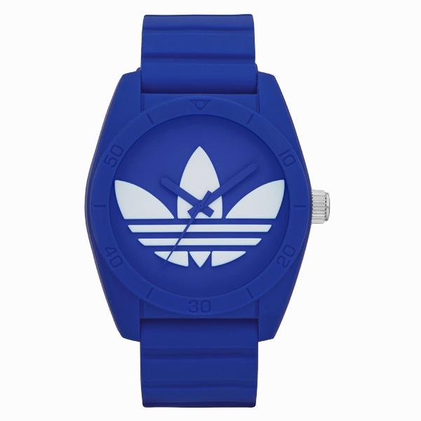 adidas アディダス【adidas アディダス SANTIAGO サンティアゴ 【国内正規品】 ブルー ADH6169】【ジュエリー・腕時計 ユニセックスadidas】【TiCTAC】チックタックオンラインストア