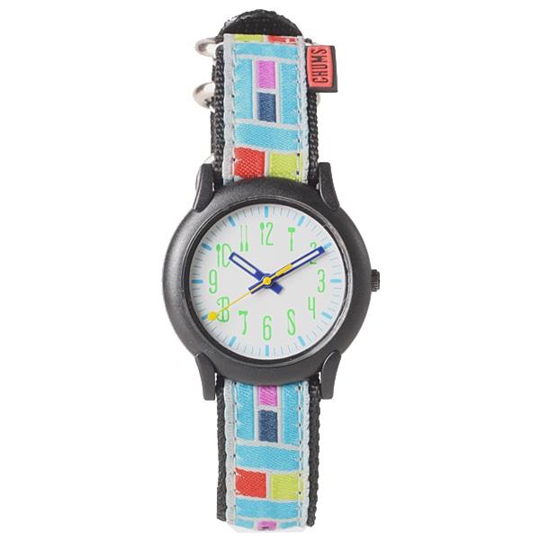 CHUMS チャムス【CHUMS チャムス CHUMS X TiCTAC コラボレーション Turquoise Box ターコイズ ボックス 腕時計 CH03-WHT/GRN】【ジュエリー・腕時計 ユニセックスCHUMS】【TiCTAC】チックタックオンラインストア