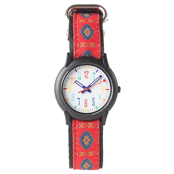 CHUMS チャムス【CHUMS チャムス CHUMS X TiCTAC コラボレーション Native Red ネイティブ レッド 腕時計 CH03-WHT/CZY】【ジュエリー・腕時計 ユニセックスCHUMS】【TiCTAC】チックタックオンラインストア