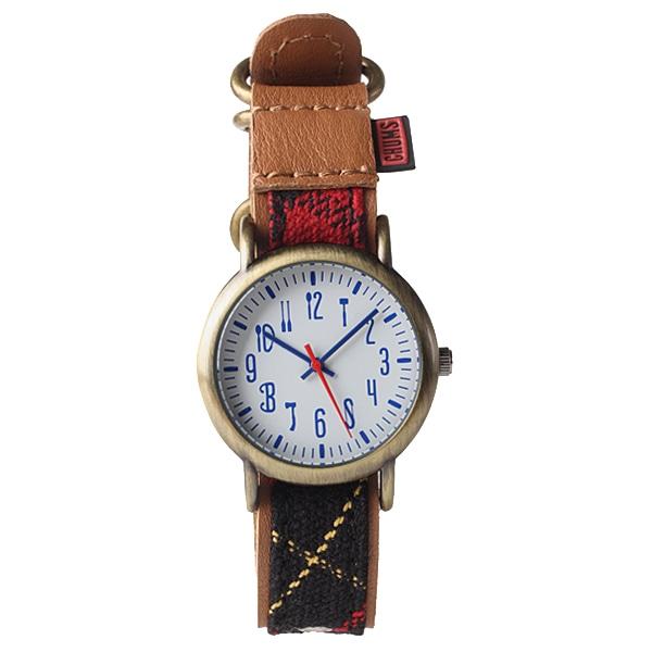 CHUMS チャムス【CHUMS チャムス TiCTAC 30TH ANNIVERSARY EDITION 200本限定モデル 腕時計 CH04-RED】【ジュエリー・腕時計 ユニセックスCHUMS】【TiCTAC】チックタックオンラインストア