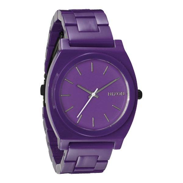 SALE!! セール!!【【SALE!!】 NIXON ニクソン Time Teller Acetate タイムテラー アセテート Purple 腕時計 【国内正規品】 A327230】【ジュエリー・腕時計 ユニセックスNIXON】【TiCTAC】チックタックオンラインストア