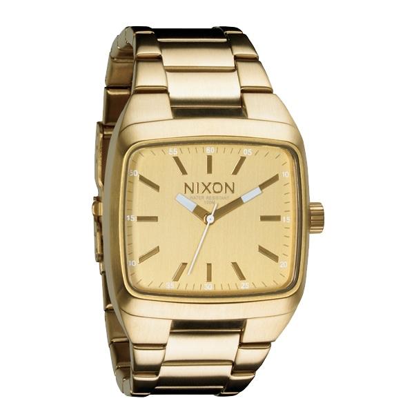 SALE!! セール!!【【SALE!!】 NIXON ニクソン THE MANUAL マニュアル オールゴールド メンズ 【国内正規品】 A244502】【ジュエリー・腕時計 メンズNIXON】【TiCTAC】チックタックオンラインストア