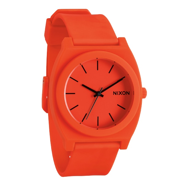 nixon ニクソン【NIXON ニクソン Time Teller P タイム テラー Neon Orange 腕時計 【国内正規品】 オレンジ レディース NA1191156】【ジュエリー・腕時計 レディースNIXON】【TiCTAC】チックタックオンラインストア