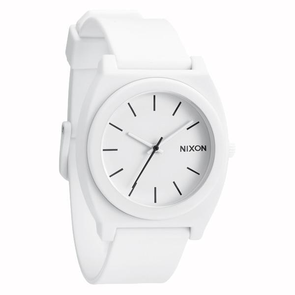 nixon ニクソン【NIXON ニクソン Time Teller P タイム テラー Matte White 腕時計 【国内正規品】 ホワイト レディース NA1191030】【ジュエリー・腕時計 レディースNIXON】【TiCTAC】チックタックオンラインストア