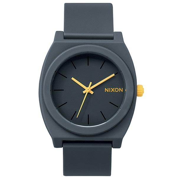 nixon ニクソン【NIXON ニクソン Time Teller P タイム テラー Matte Steel Gray 腕時計 【国内正規品】 グレイ レディース NA1191244】【ジュエリー・腕時計 レディースNIXON】【TiCTAC】チックタックオンラインストア