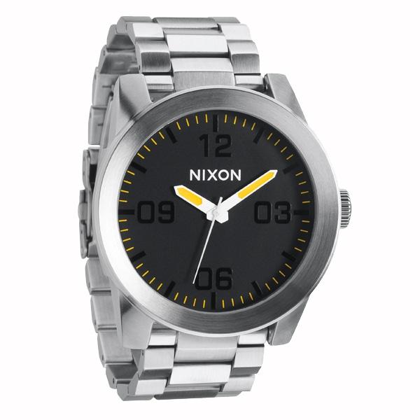 nixon ニクソン【NIXON ニクソン THE CORPORAL コーポラル Grand Prix 腕時計 【国内正規品】 メンズ NA3461227】【ジュエリー・腕時計 メンズNIXON】【TiCTAC】チックタックオンラインストア