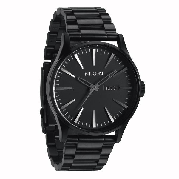 nixon ニクソン【NIXON ニクソン THE SENTRY セントリー 腕時計 【国内正規品】 メンズ ブラック NA356001】【ジュエリー・腕時計 メンズNIXON】【TiCTAC】チックタックオンラインストア