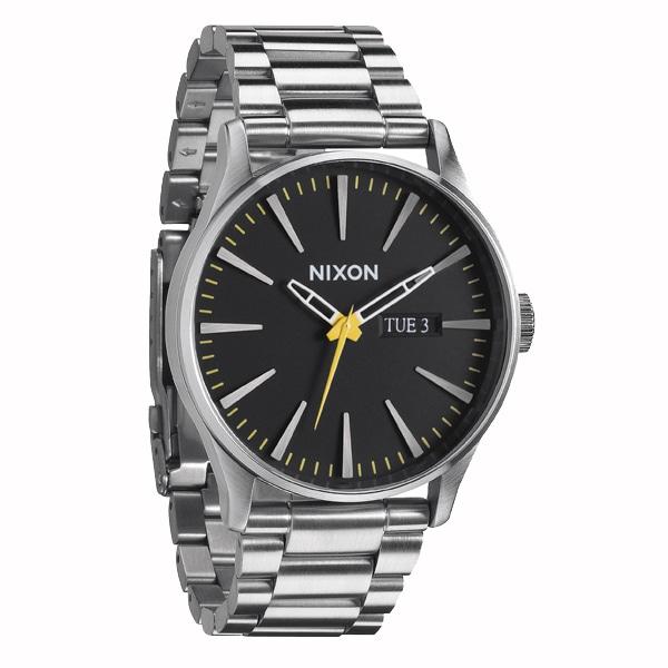 nixon ニクソン【NIXON ニクソン THE SENTRY セントリー Grand Prix 腕時計 【国内正規品】 メンズ ブラック NA3561227】【ジュエリー・腕時計 メンズNIXON】【TiCTAC】チックタックオンラインストア