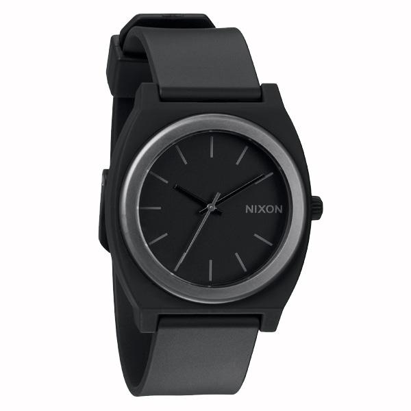 nixon ニクソン【NIXON ニクソン Time Teller P タイム テラー 腕時計 【国内正規品】 ブラック NA1191308】【ジュエリー・腕時計 ユニセックスNIXON】【TiCTAC】チックタックオンラインストア