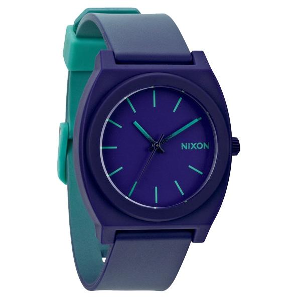 nixon ニクソン【NIXON ニクソン Time Teller P タイム テラー Teal/Purple Fade 腕時計 【国内正規品】 NA1191379】【ジュエリー・腕時計 ユニセックスNIXON】【TiCTAC】チックタックオンラインストア
