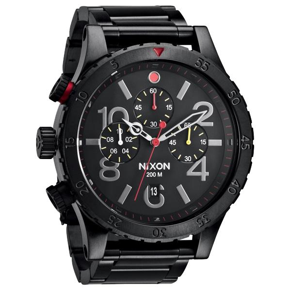 nixon ニクソン【NIXON ニクソン THE48-20 CHRONO 腕時計 【国内正規品】 NA4861320】【ジュエリー・腕時計 メンズNIXON】【TiCTAC】チックタックオンラインストア