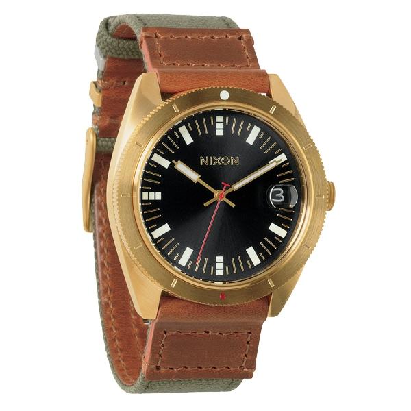 SALE!! セール!!【【SALE!!】 NIXON ニクソン Rover ローバー Surplus Gold サープラス ゴールド 腕時計 【国内正規品】 NA3551432】【ジュエリー・腕時計 メンズNIXON】【TiCTAC】チックタックオンラインストア