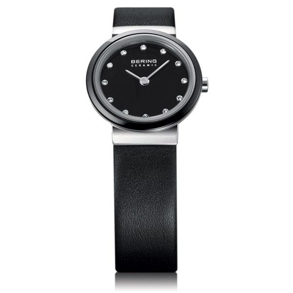 BERING ベーリング【BERING ベーリング Sapphire Glass Ceramic サファイアガラス セラミック 腕時計 【国内正規品】 レディース ブラック 10725-442】【ジュエリー・腕時計 レディースBERING】【TiCTAC】チックタックオンラインストア
