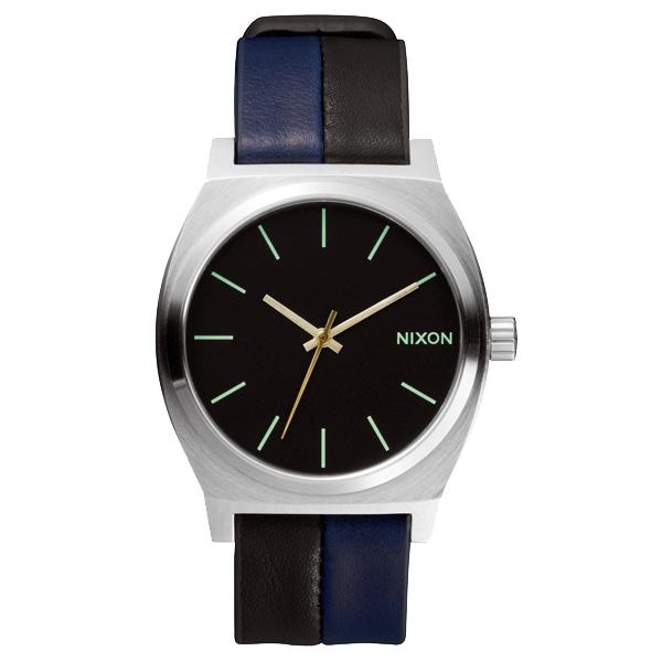 nixon ニクソン【NIXON ニクソン Time Teller タイムテラー ブラック/ネイビー 【国内正規品】 NA0451938】【ジュエリー・腕時計 ユニセックスNIXON】【TiCTAC】チックタックオンラインストア