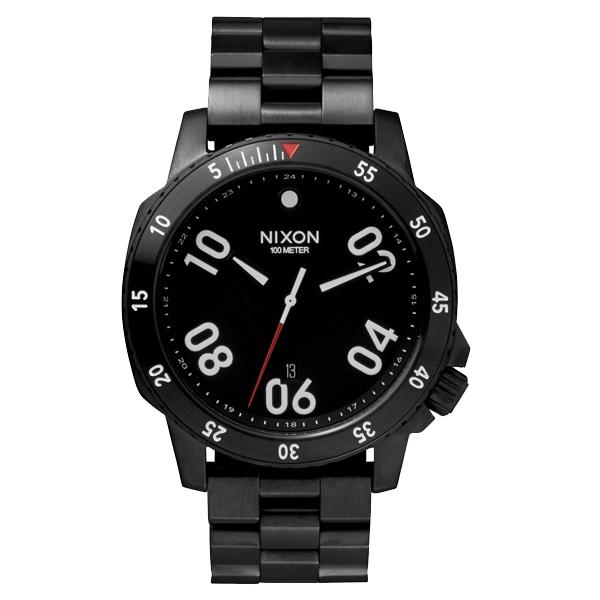 nixon ニクソン【NIXON ニクソン RANGER レンジャー ALL BLACK オールブラック 【国内正規品】 メンズ NA506001】【ジュエリー・腕時計 メンズNIXON】【TiCTAC】チックタックオンラインストア