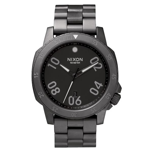 nixon ニクソン【NIXON ニクソン RANGER レンジャー ALL GUNMETAL オールガンメタル 【国内正規品】 メンズ NA506632】【ジュエリー・腕時計 メンズNIXON】【TiCTAC】チックタックオンラインストア