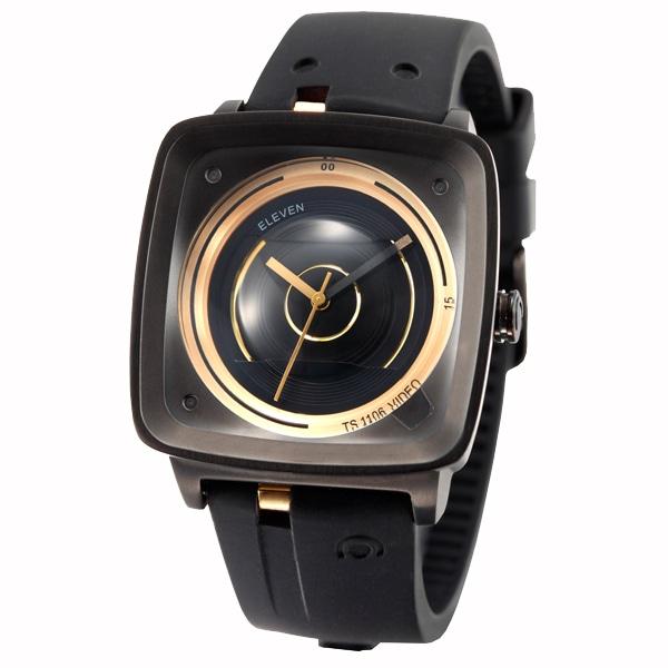 TACS タックス【TACS タックス T-CAM 腕時計 メンズ ブラック/ゴールド TS1202C】【ジュエリー・腕時計 メンズTACS】【TiCTAC】チックタックオンラインストア