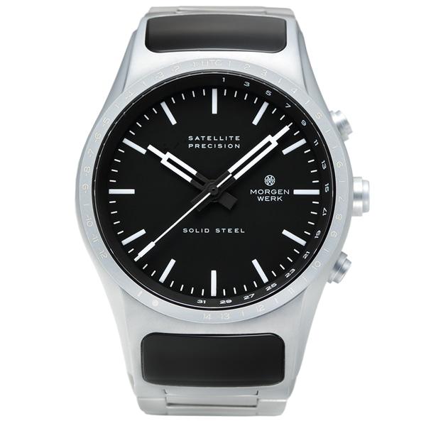 その他 ブランド 【MORGEN WERK モーゲンヴェルク GPS衛星電波 ドイツ製 腕時計 MW001-21】【ジュエリー・腕時計 メンズMORGEN WERK】【TiCTAC】チックタックオンラインストア