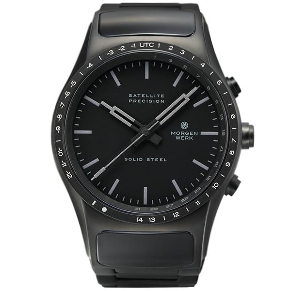 その他 ブランド 【MORGEN WERK モーゲンヴェルク GPS衛星電波 ドイツ製 腕時計 MW001-22】【ジュエリー・腕時計 メンズMORGEN WERK】【TiCTAC】チックタックオンラインストア