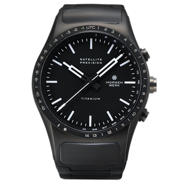 その他 ブランド 【MORGEN WERK モーゲンヴェルク GPS衛星電波 ドイツ製 腕時計 MW001-41】【ジュエリー・腕時計 メンズMORGEN WERK】【TiCTAC】チックタックオンラインストア
