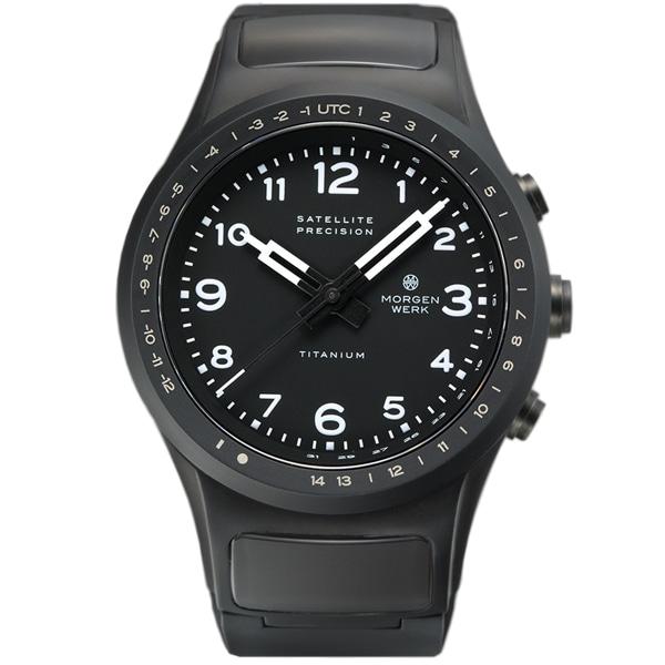 その他 ブランド 【MORGEN WERK モーゲンヴェルク GPS衛星電波 ドイツ製 腕時計 MW002-42】【ジュエリー・腕時計 メンズMORGEN WERK】【TiCTAC】チックタックオンラインストア