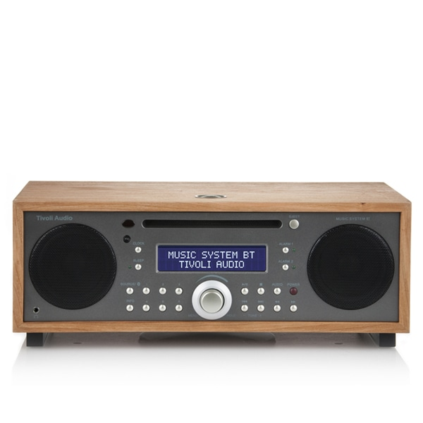 Tivoli Audio チボリオーディオ Music System BT ラジオ TaupeCherry Music System BT Taupe/CA