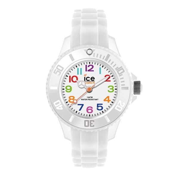 ICE WATCH アイスウォッチ【ICE WATCH アイスウォッチ ICE-MINI アイスミニ 腕時計 【国内正規品】 レディース ホワイト MN.WE.M.S.12】【ジュエリー・腕時計 レディースICE WATCH】【TiCTAC】チックタックオンラインストア
