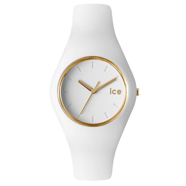 ICE WATCH アイスウォッチ【ICE WATCH アイスウォッチ ICE GLAM アイスグラム 腕時計 【国内正規品】 ユニセックス ホワイト ICE.GL.WE.U.S】【ジュエリー・腕時計 ユニセックスICE WATCH】【TiCTAC】チックタックオンラインストア