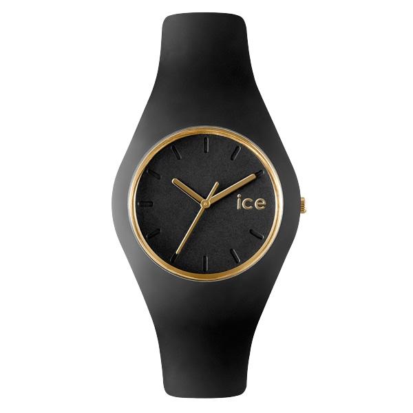 ICE WATCH アイスウォッチ【ICE WATCH アイスウォッチ ICE GLAM アイスグラム 腕時計 【国内正規品】 ユニセックス ブラック ICE.GL.BK.U.S】【ジュエリー・腕時計 ユニセックスICE WATCH】【TiCTAC】チックタックオンラインストア