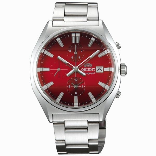ORIENT オリエント【ORIENT オリエント Neo70's ネオセブンティーズ 腕時計 メンズ レッド WV0241TT】【ジュエリー・腕時計 メンズORIENT】【TiCTAC】チックタックオンラインストア