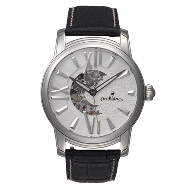 Orobianco オロビアンコ【Orobianco オロビアンコ ORAKLASSICA オラクラシカ 腕時計 メンズ ホワイト OR-0011-3】【ジュエリー・腕時計 メンズOrobianco】【TiCTAC】チックタックオンラインストア