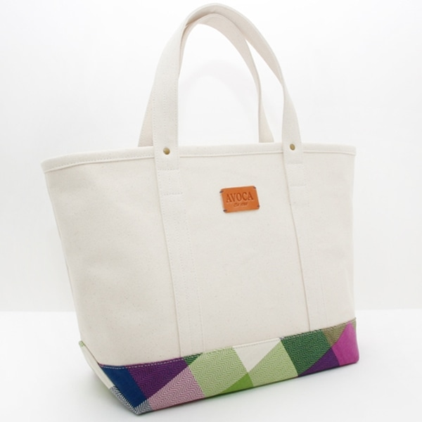 AVOCA アヴォカ HENRY TOTE BAG トートバッグ Pioneer/Natural 130590
