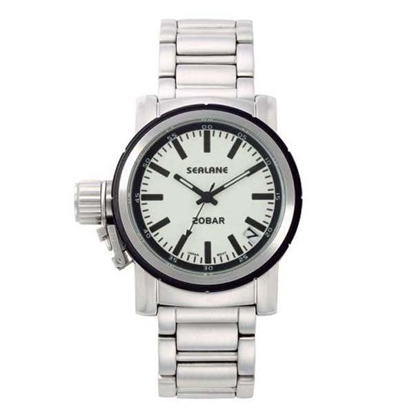 SEALANE シーレーン【SEALANE シーレーン ホワイト 腕時計 SE37-MFL】【ジュエリー・腕時計 メンズSEALANE】【TiCTAC】チックタックオンラインストア
