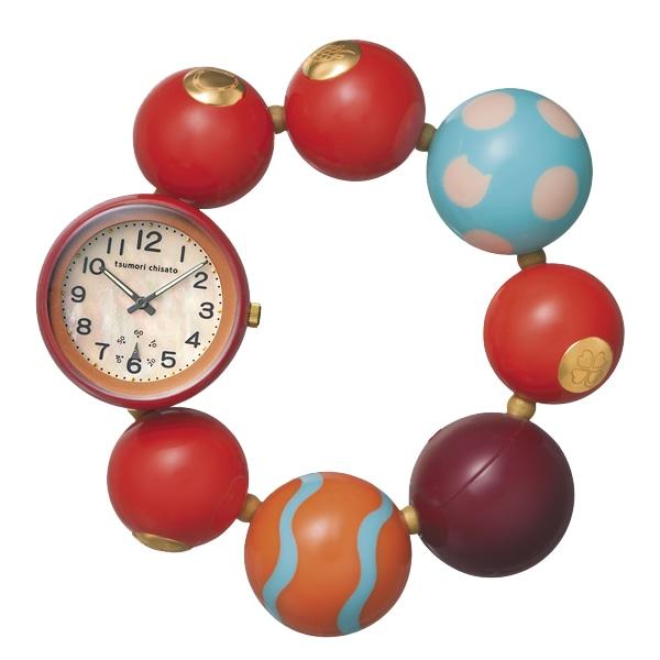 tsumori chisato ツモリチサト【tsumori chisato ツモリチサト Crazy Happy Ball クレイジー ハッピーボール 腕時計 SILCT016】【ジュエリー・腕時計 レディースtsumori chisato】【TiCTAC】チックタックオンラインストア